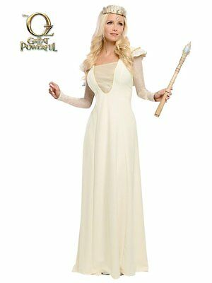 Women's Adult Deluxe Glinda costume size XS Oz the Great and Powerful