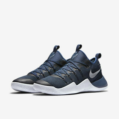 4f8be52097a8 ... hot mens nike hypershift basketball shoes navy squadron blue white  844369 410 new c2fac cee6e ...