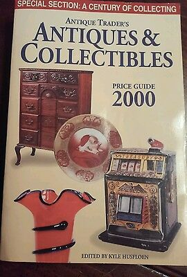 Antiques & Collectibles price guide 2000