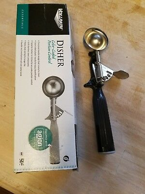Disher, Black VOLLRATH 47146 new!