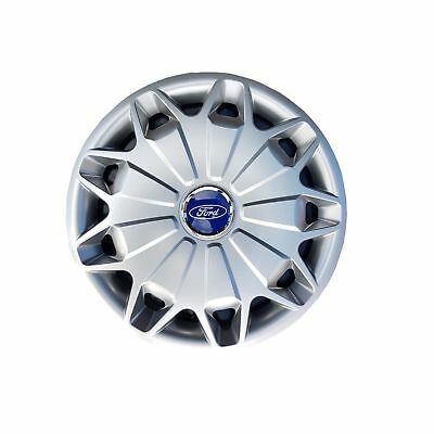 """15"""" Wheel Trims To Fit Ford Transit Connect Van  Hub Caps 2002-2018 Set Of 4"""