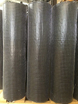 RODENT / MOUSE / VERMIN WIRE MESH - 90cmx16x16x0.7mm - 30m roll weld mesh