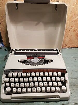 vintage brother deluxe 900 manual typewriter 35 00 picclick uk rh picclick co uk fender deluxe 900 owners manual
