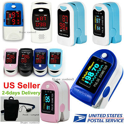 Finger Pulse Oximeter,SPO2 Blood Oxygen Monitor,Pulse Heart Rate Meter,NEW hot