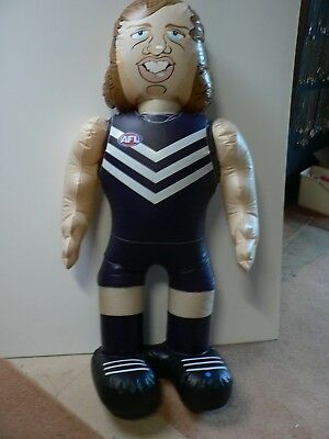 Nat Fyfe Fremantle Football Club Dockers AFL Player Inflatable Blow Up Doll
