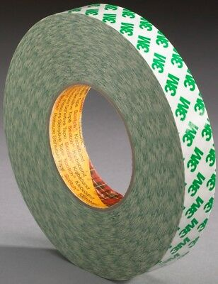 3M 9087 - Double Sided 265 Microns Thick PVC Tape 9mm Wide x 50m Long - 1st Post