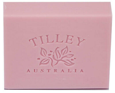 10 x Tilley Fragranced Vegetable Soap - MYSTIC MUSK - Australian Made