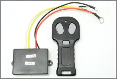 TF3301 TERRAFIRMA Replacement Wireless Remote for the Terrafirma winch (TF3307)