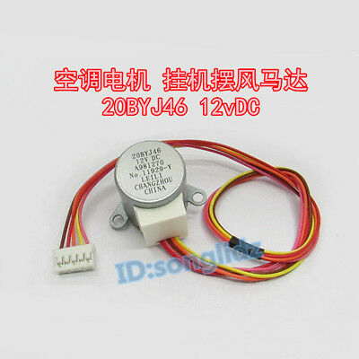 20BYJ46 12VDC 0010401871E Synchronous Stepper Motor for Airconditioner #T7137 YS