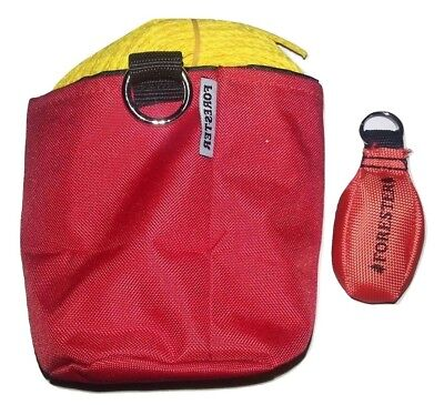 Forester 150 Foot Arborist 11 Ounce Throw Line Kit with Red Storage Bag