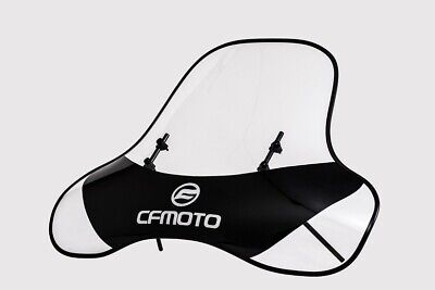 Genuine Quadzilla CFMOTO CFORCE 800 Front Windshield Windscreen