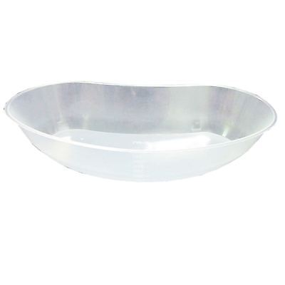Instramed Ps Kidney Tray, Clear, Non-Sterile (Pack of 100)