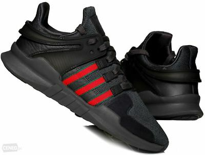 quality design e63bb 5f0cf ADIDAS EQT SUPPORT ADV Running Shoes Athletic Black-Red-Green Gucci BB6777  Sizes