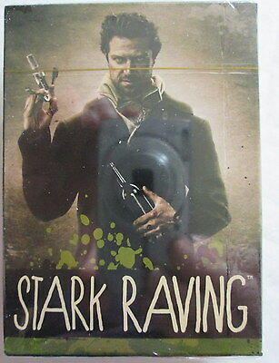 Stark Raving Playing Cards Crazy Good Wine promo factory sealed NEW NIP