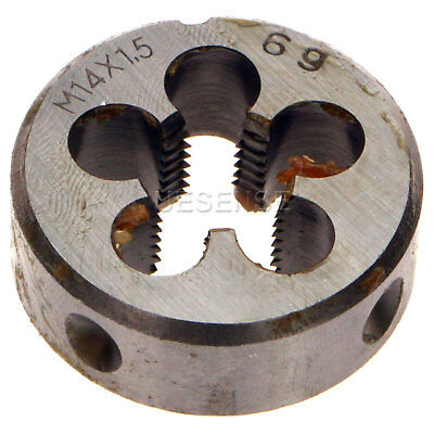 New 14mm x 1.5 Metric Right Hand Thread Die M14 x 1.5mm Pitch