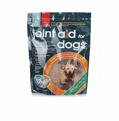 GWF Nutrition Joint Aid Dogs 250g Arthritis Healthy Joints Hips Mobility, GLUCO