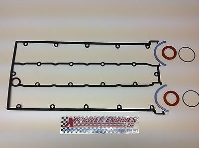 Cosworth Cometic Type  Cam Rocker Cover Gasket + 1/2 Moon Seals + Oil Seals 2Wd