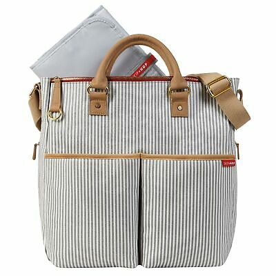 Skip Hop Baby / Kids Duo Special Edition Changing Bag French Stripe 200037
