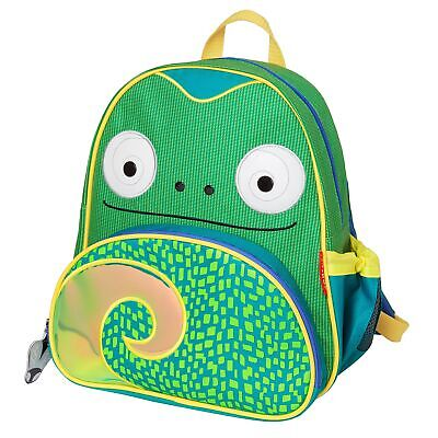 Skip Hop Baby / Kids / Childs Zoo Little Kids / Childs Backpack Chameleon 210228