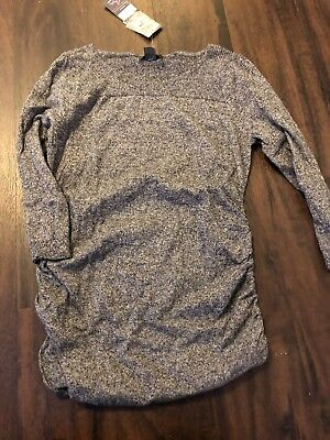 Maternity Sweater Shirt Oh Baby By Motherhood Medium NWT
