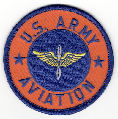 US Army Aviation Military Patch