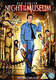 Night At The Museum - Robin Williams - (DVD, 2007)