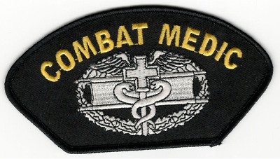 US Army Combat Medic Military Patch