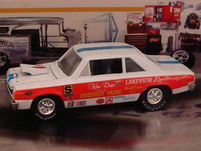 Vintage Racing- Ken Rose 1969 69 AMC Hurst SC Rambler 1/64 Scale Limited Edit V