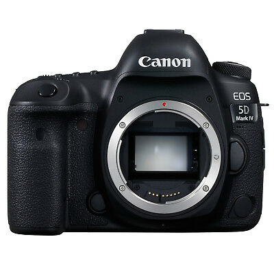 Canon EOS 5D Mark IV Digital SLR Camera Body with Canon Log