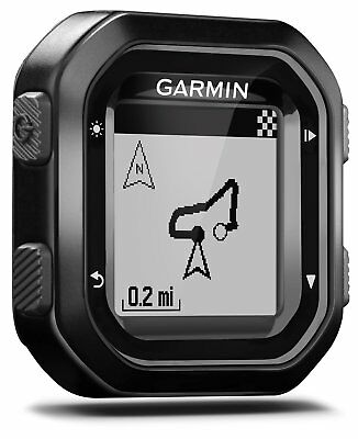 Garmin Edge 25 Bluetooth Biking Cycling GPS Bike Computer - 010-03709-20