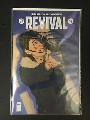 Revival (2012-2017) #7 Comic Image Comics First Print