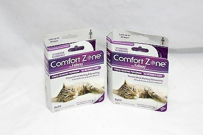 Comfort Zone Feliway Refill 1-Pack Lot of 2