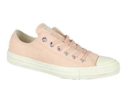 Converse All Star colore sabbia Chuck Taylor Hearts High Top beige scarpe tempo libero donna art. 163287C