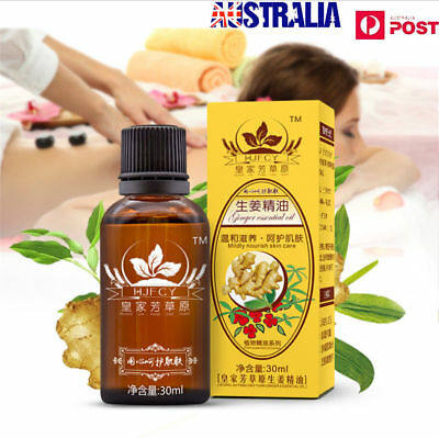 AU 2018 New Arrival Plant Therapy Lymphatic Drainage Ginger Oil 100% Natural LG