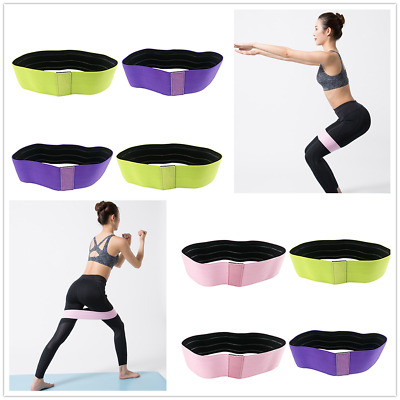 AU Repton HIP Circle Glute Resistance Band Hip Rotation Exercise Strength Band