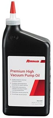 Robinair Premium High Vacuum Pump Oil