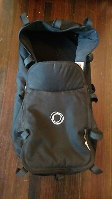 Bugaboo Cameleon 1 or 2 Bassinet / Carrycot | Black | Pre-owned