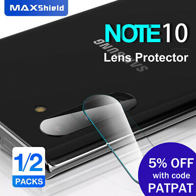 Samsung Galaxy Note 9 Back Camera Lens Tempered Glass Screen Protector