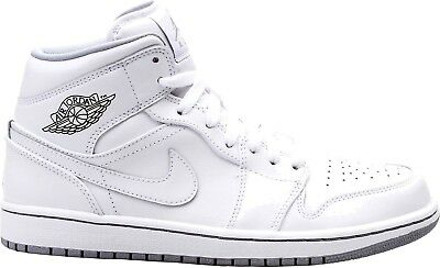 4ae19d00d37 NEW NIKE AIR Jordan 1 Mid Mens 554724-112 Sizes 10.5 and 11 DS ...