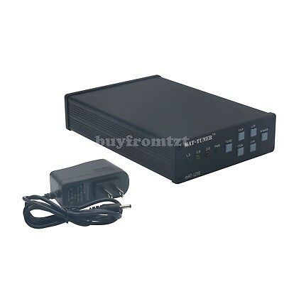 MAT-125E Tuner Wave HF Auotmatic Antenna Tuning 120W Magnetic Latching Relay