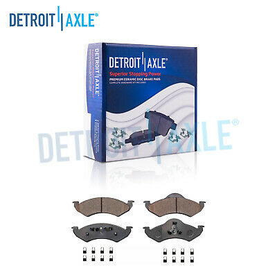 *Carquest Front Ceramic BCD1047A Brake Pads For Ford Escape Mercury Mariner