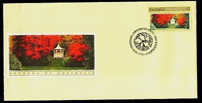 Australia 1989 First Day Cover FDC - Nooroo, New South Wales