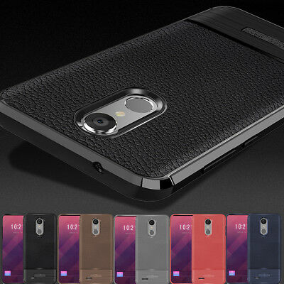 For LG K8 K9 K10 K11 Plus 2018 Shockproof Silicone Rubber Leather Case Cover