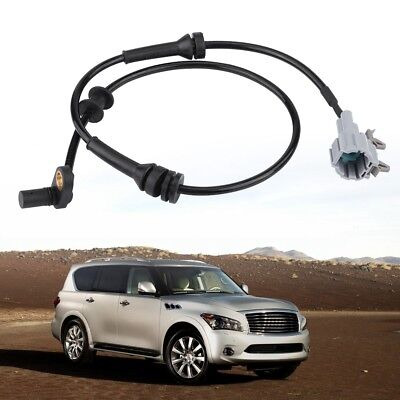 Car ABS Wheel Speed Brake Sensor Front 479107S025 for Infiniti QX56 Base 2004-07