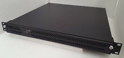 "1U Rackmount server case Support 5.25"" + 3.5"" + 1 x 2.5"" bays"