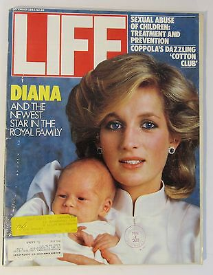 Life Magazine December 1984 Princess Diana