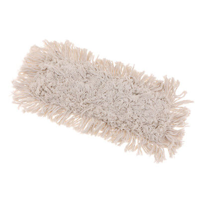"16"" Industrial Strength Washable Cotton Dust Mop Refill"