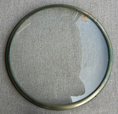 Barometer Bezel, with Convex Glass