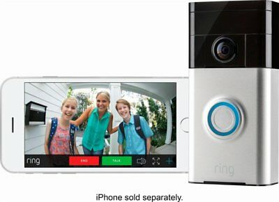 Brand New / Sealed Ring WiFi Enabled Smart Video Doorbell