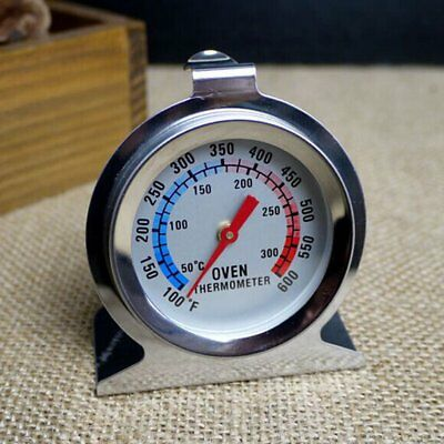 Cooking Food Meat Dial Stainless Steel Oven Thermometer Temperature Gauge CE